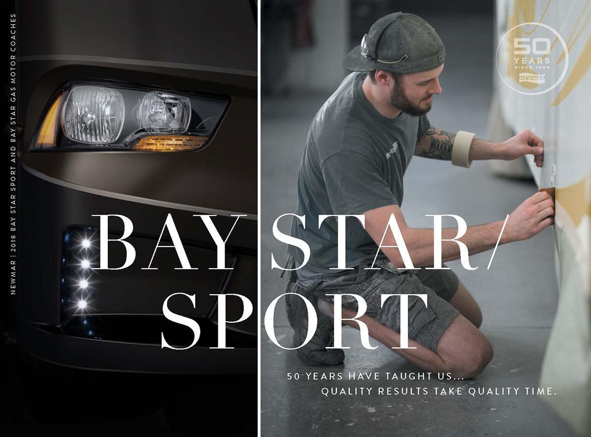 2018 Bay Star, Bay Star Sport