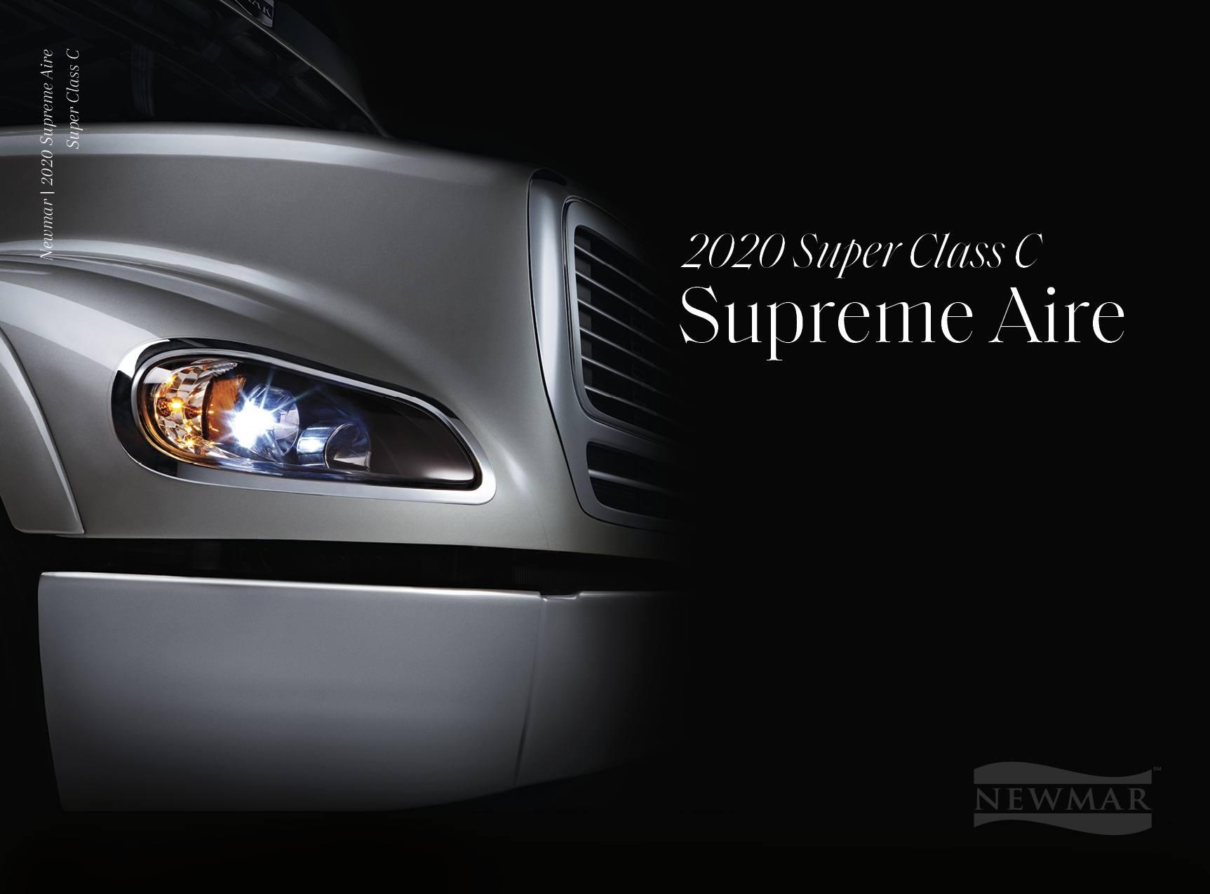 2020 Supreme Aire
